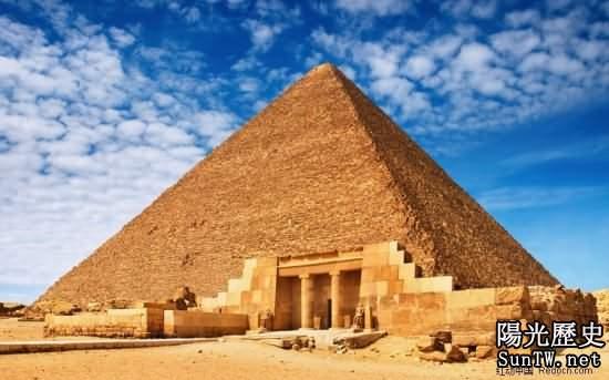 神秘古埃及金字塔的五大未解之謎!