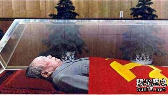 99%國人不知:毛主席水晶棺驚天秘密