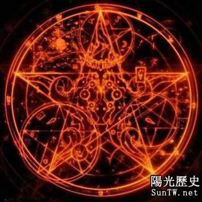 神秘的五芒星符號,背後竟藏如此真相