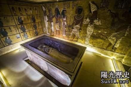 驚呆了!金字塔內部竟隱藏著巨大的秘密