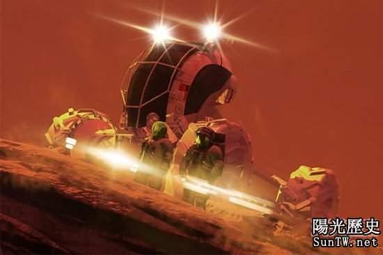 NASA宇航員談及火星之旅:最重要的是活命
