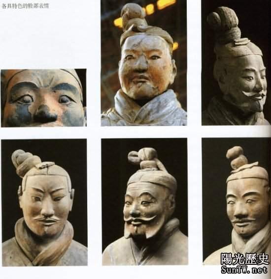 秦始皇兵馬俑造型竟暗藏神秘信息!