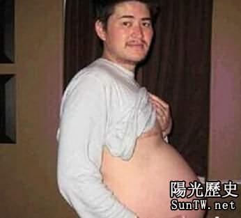 震驚!男子竟懷胎產下3個孩子