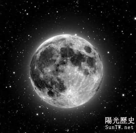 神秘月球上那些不為人知的科學秘密