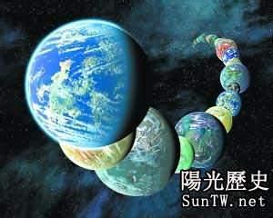 太陽系外宜居衛星可能存在生命跡象