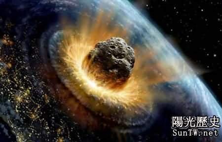 30億年前小行星撞擊 地球被「煮沸」