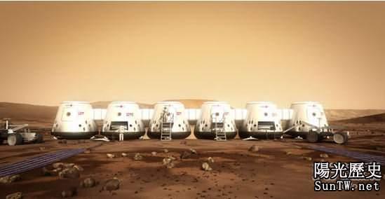 火星移居計劃單程票 全球706人爭4張