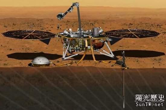 豬一樣的隊友:NASA探索火星被迫暫停
