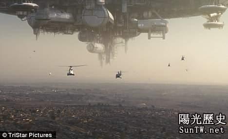 美報告:溫室氣體排放將帶來外星人攻擊