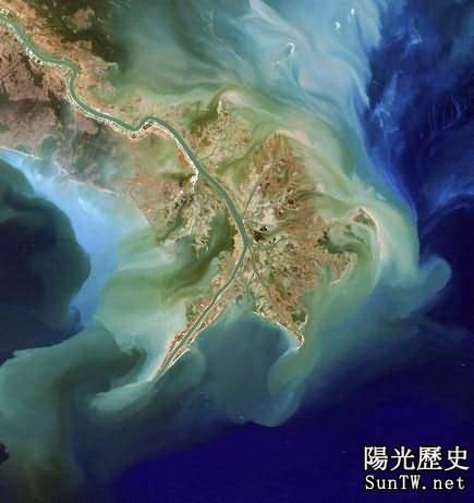 墨西哥灣出現一個史無前例的死亡地帶
